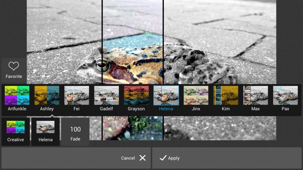 bon logiciel de retouche photo pour android sur google play   pixlr express