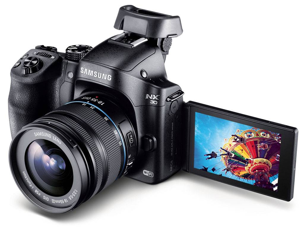 Nouvel appareil photo num rique hybride samsung nx30 for Ecran eizo pour photographe